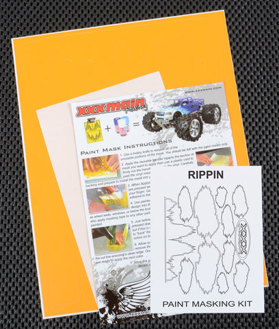 Rippin Paint Mask Kit