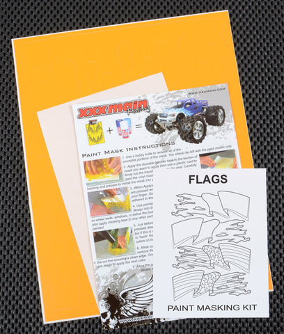 Flags Paint Mask Kit