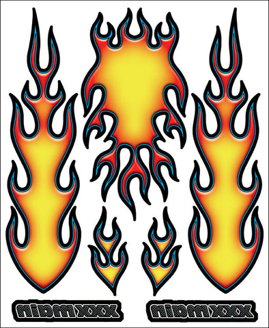 Fire Internal Graphic