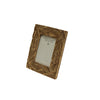 Lucia Palm Photo Frame Gold 2.5x3.5