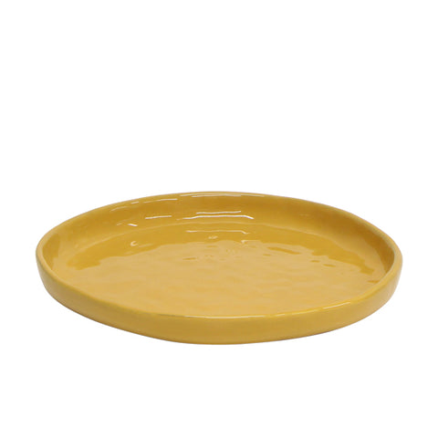 French Mustard Organic Large Plate