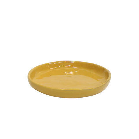 French Mustard Organic Medium Plate