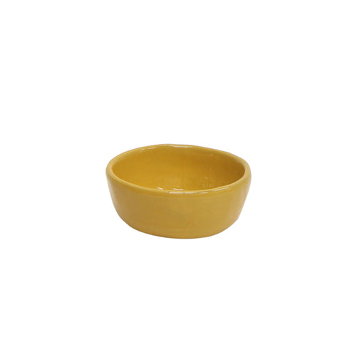 French Mustard Organic Small Bowl