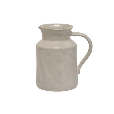 Franco Rustic White Small Pitcher