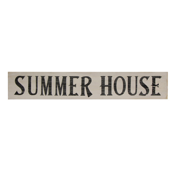 Summer House Wall Sign
