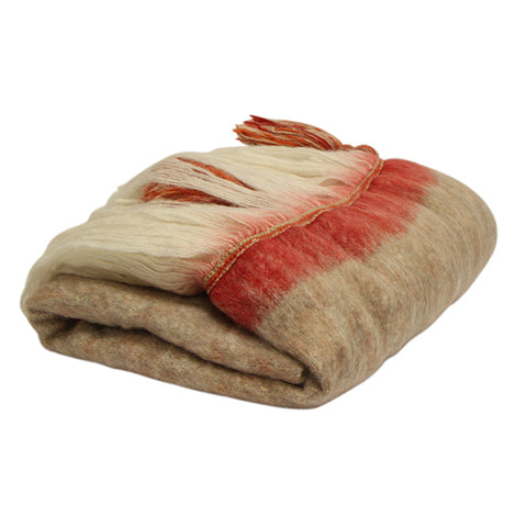 Navaho Throw with Fring and Tassle