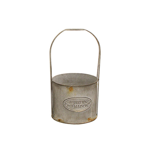 Medium Le Jardin De La Masion Pot with Handle