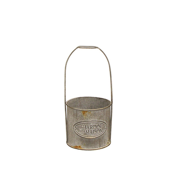 Small Le Jardin De La Masion Pot with Handle
