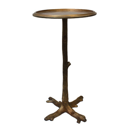 Tree Table Bronze