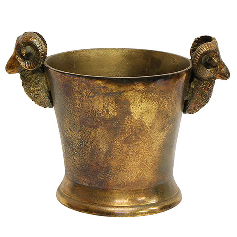 Large Ram Wine Bucket