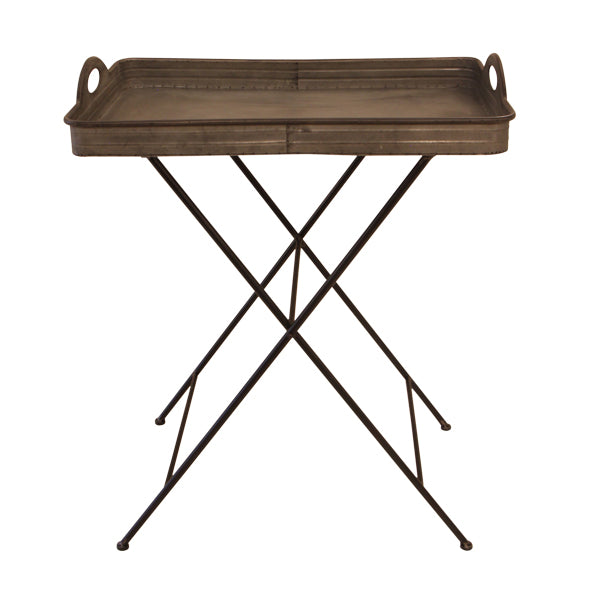 Guthrey Rectangular Tray  Table
