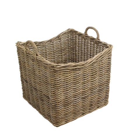 Grove Large Square Planter Basket
