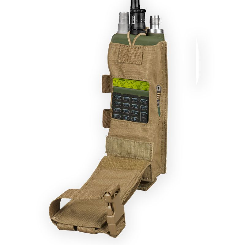 MBITR Radio Pouch Adjustable Molle