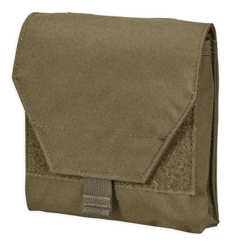 MOLLE Side Armor Plate Pockets (Set of 2) Holds 6x6 or 6x8