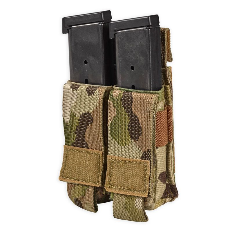 Double Pistol Mag Pouch - Chase Tactical