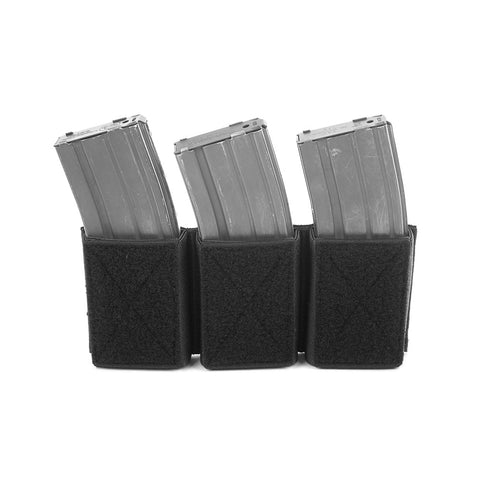 Triple 5.56 Velcro Mag Pouch