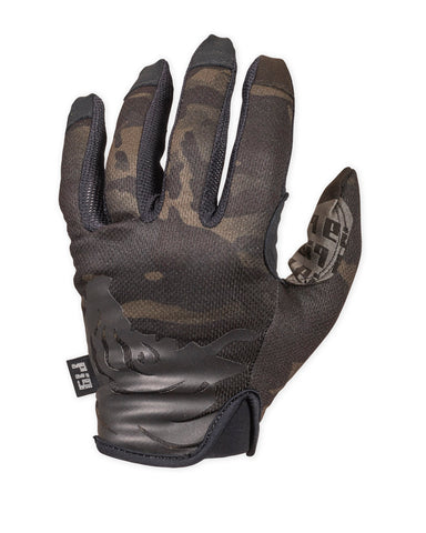PIG Full Dexterity Tactical (FDT) DELTA Utility Gloves - MULTICAM BLACK