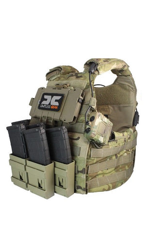 LIMITLESS GEAR ROCKET MCR MOLLE MAGAZINE POUCH CARRIER