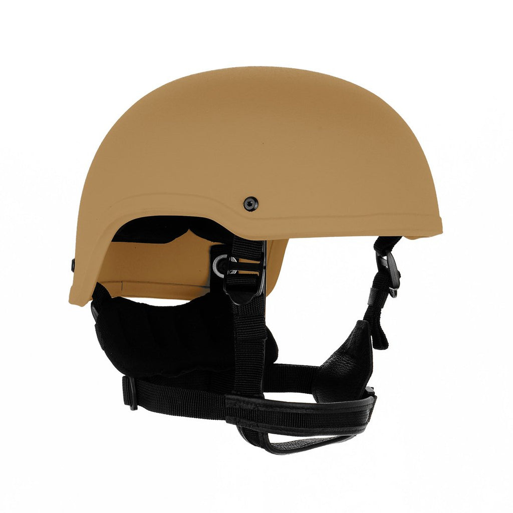 ACH Level IIIA High Cut Ballistic Helmet