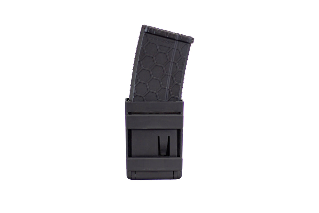 ROCKET MC-R Magazine Carrier - Black  .223/5.56/AR15 USA MADE (IN STOCK-FREE SHIPPING)