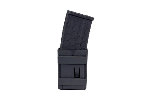 ROCKET MC-R Magazine Carrier - GREY .223/5.56/AR15 USA MADE (IN STOCK-FREE SHIPPING)