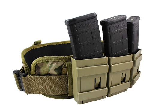 LIMITLESS GEAR ROCKET MCR MOLLE MAGAZINE POUCH CARRIER MOLLE WAR BELT