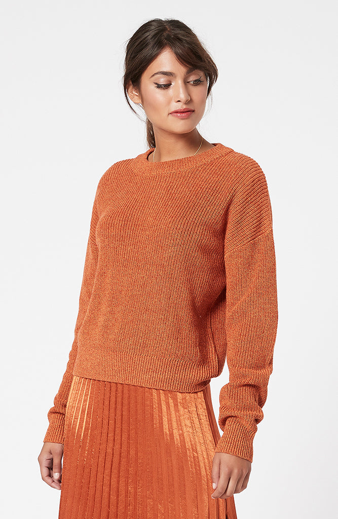 MINKPINK Megan Knit Top