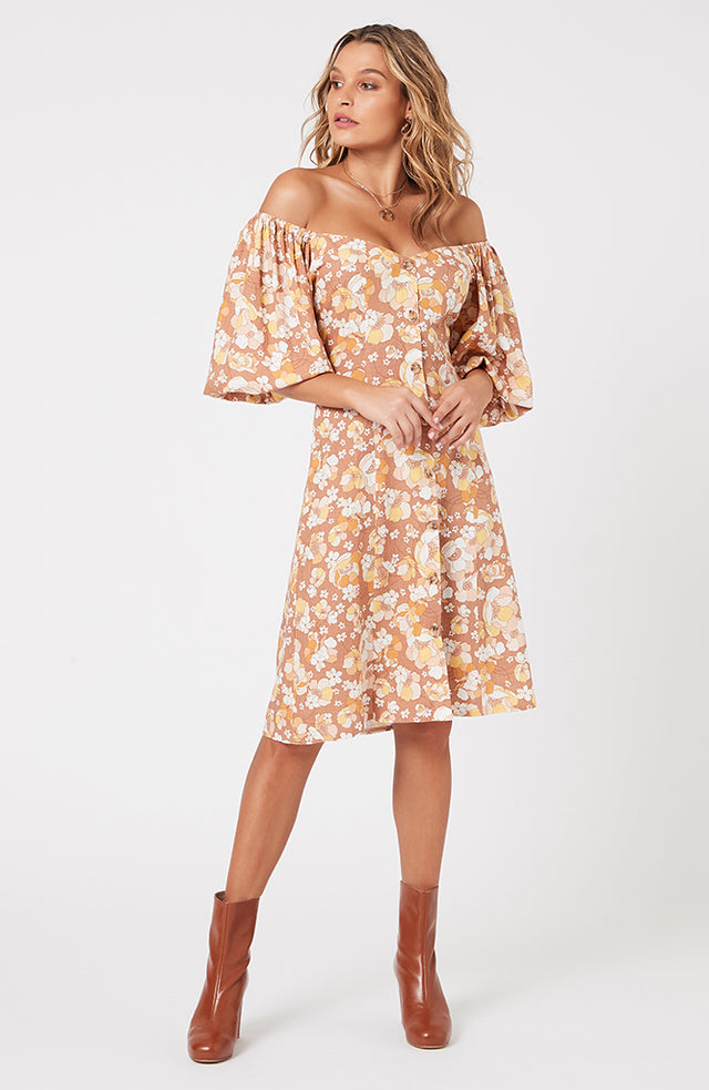 El Royale Midi Dress