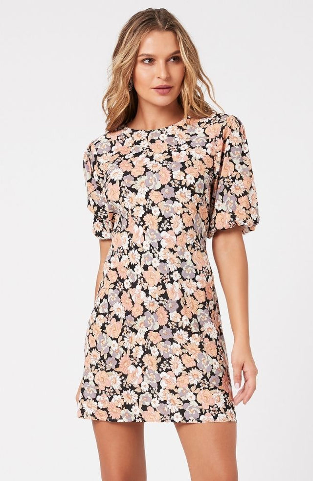 Love Charm Mini Dress