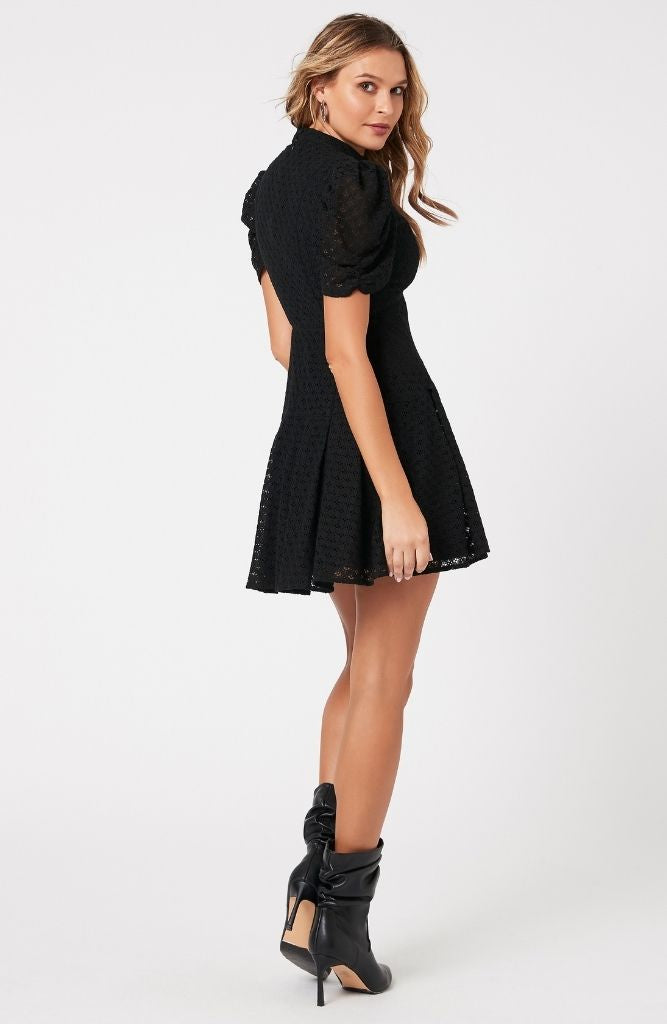 Dreaming Of Paris Mini Dress