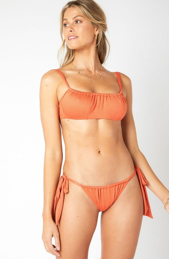 Salento Ruched Bralette