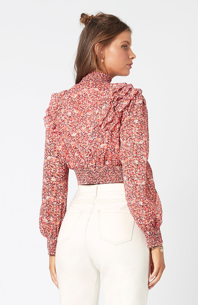 Heirloom Blossom Blouse