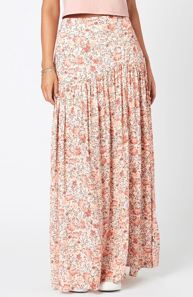 Lilah Meadow Maxi Skirt