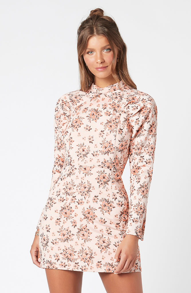 MINKPINK Macey Floral Mini Dress