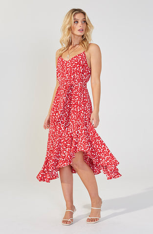 All Loved Up Midi Dress
