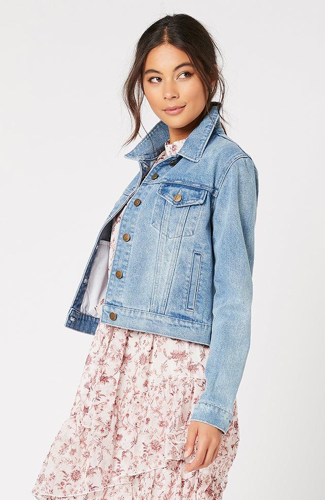 Establish Denim Jacket (4598530474077)