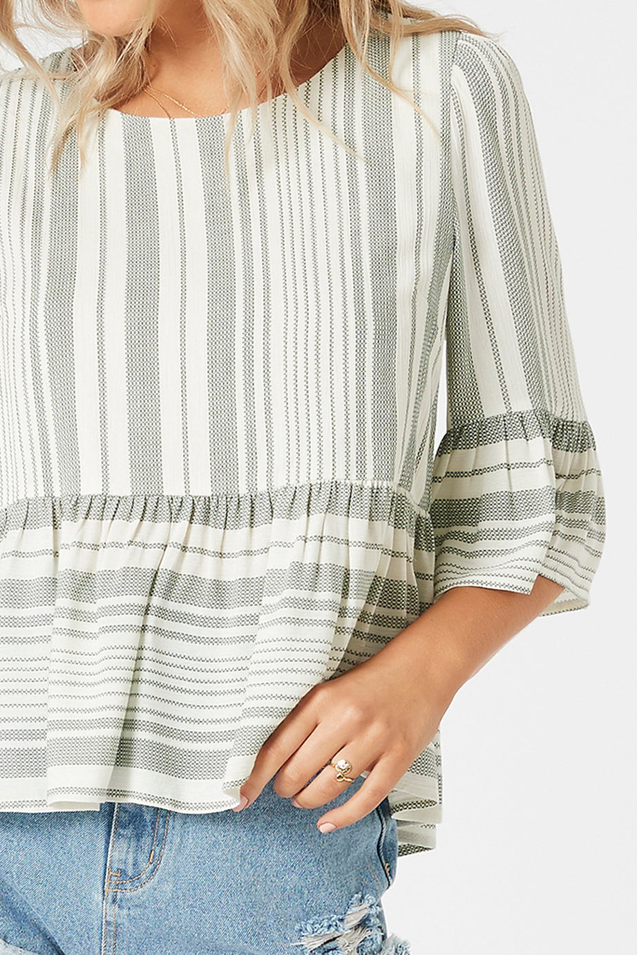 Hamptons Summer Top