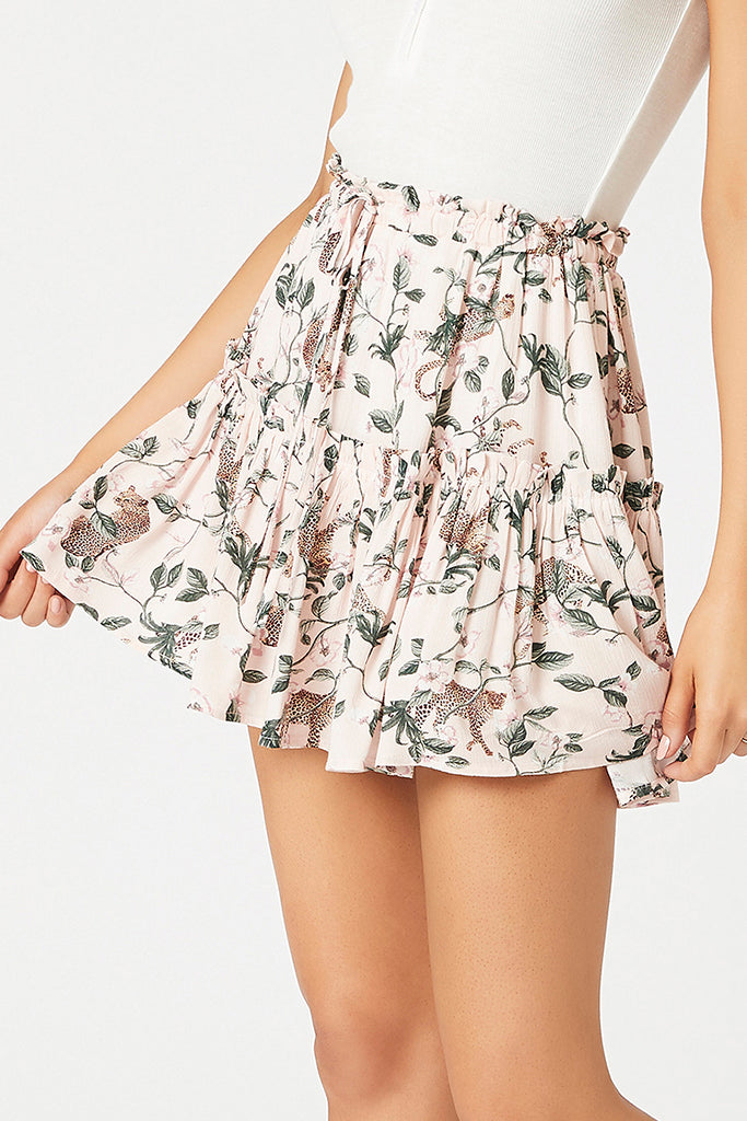 Gift Of Nature Mini Skirt (4474145865821)