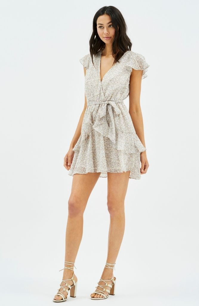 Jemima Frill Mini Dress