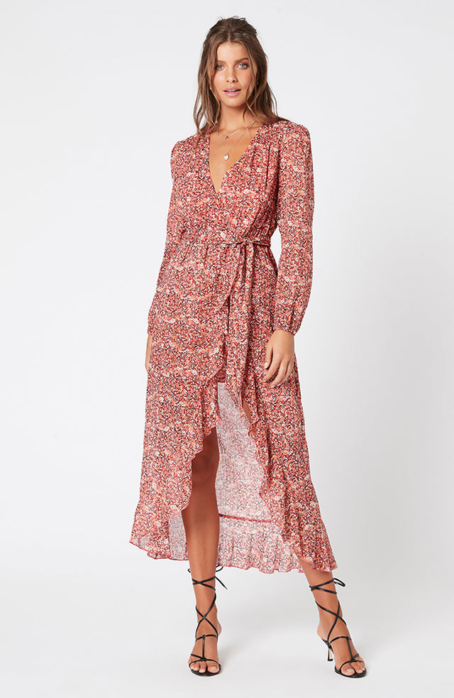 Heirloom Blossom Maxi Dress