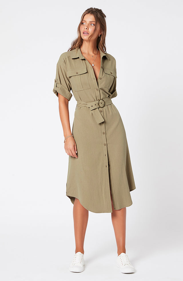 Haverfield Shirt Dress