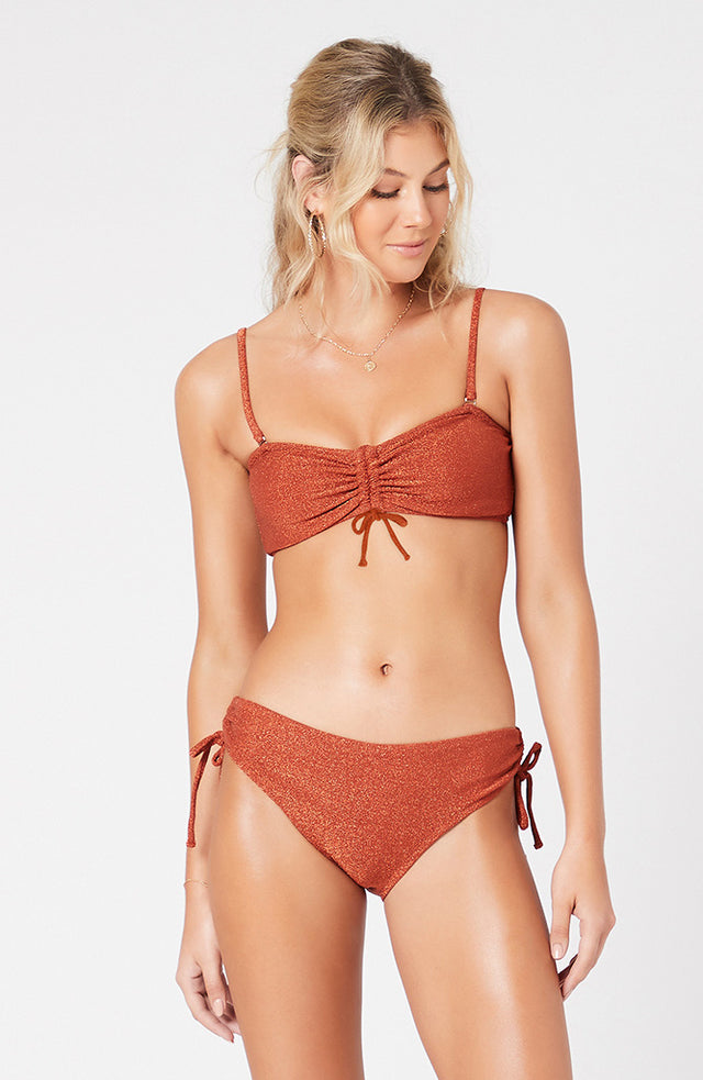 Brooklyn Rouched Bandeau (4507787329629)