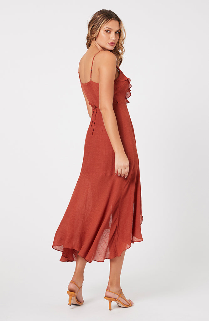 Corsage Maxi Dress (4317505519709)