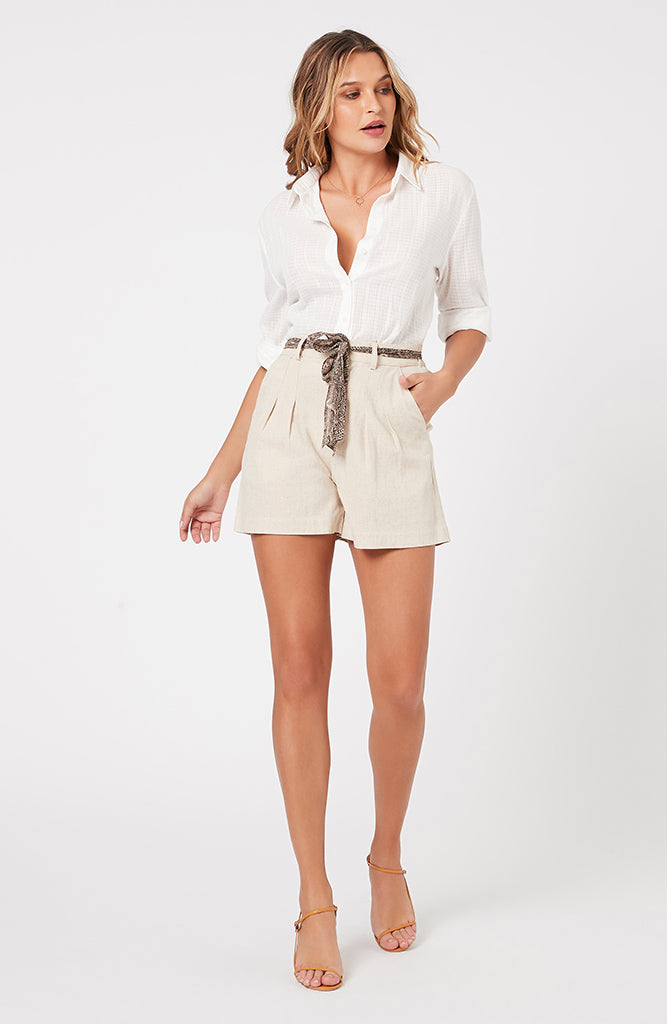 Other Side Trouser Shorts (4317505192029)