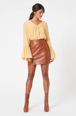 Said So Mini Skirt (4581891113053)