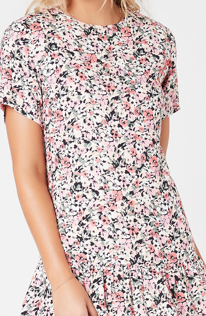 Make Your Move Floral Mini Dress (4561126293597)