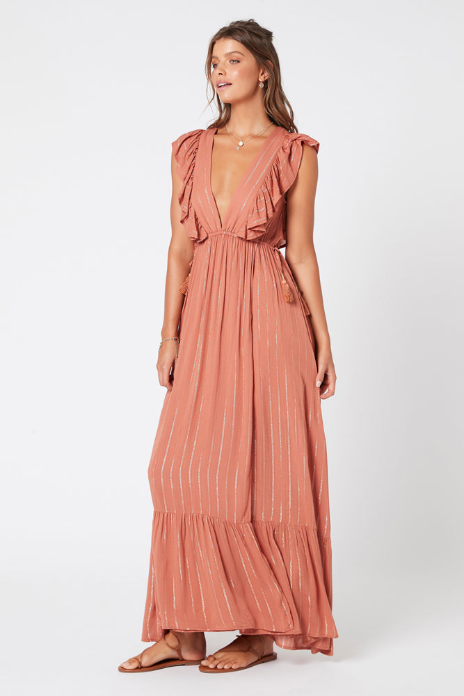 MINKPINK Allure Maxi Dress