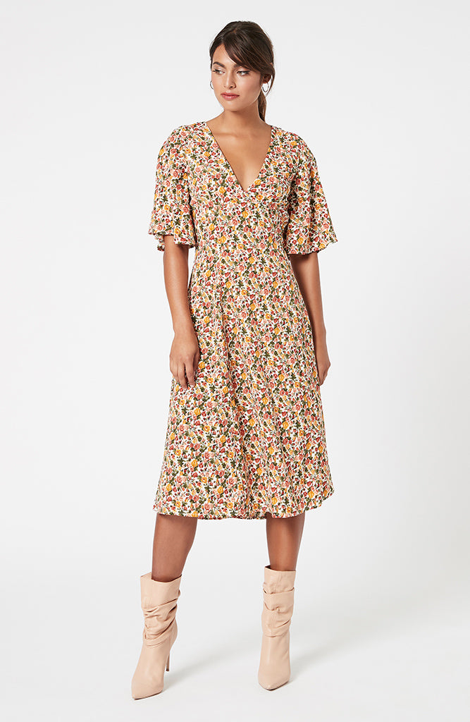 MINKPINK Charlise Midi Dress