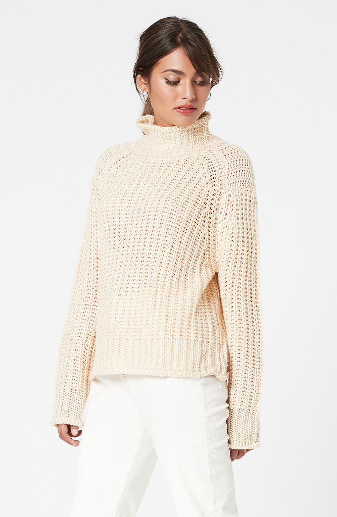 Sofia High Neck Knit Jumper (4582108266589)
