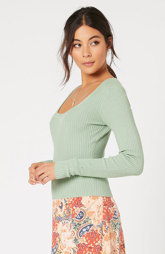 Liliana Knit Top (4598530736221)